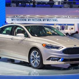 The Latest Ford Fusion