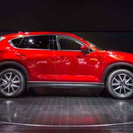Mazda's Newest SUV Lineup