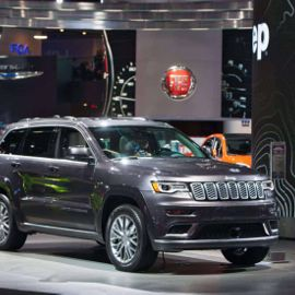 The New Jeep Grand Cherokee