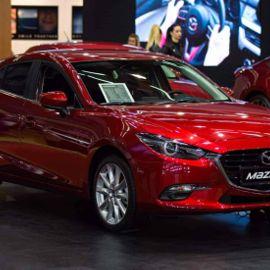 The Brand New Mazda 3