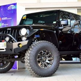 The All-New Jeep Wrangler