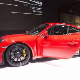 Porsche 2018 Lineup