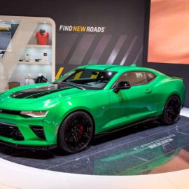 The Hottest Sports Cars of the year