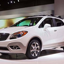 Buick Enclave: All-New & Stunning