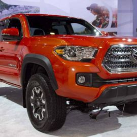 The All-New Toyota Tacoma