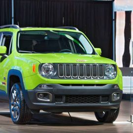 The Jeep Renegade: Your Questions, Answered