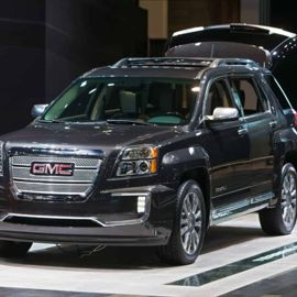 The Excellent GMC Yukon