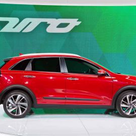 The 2017 Kia Niro