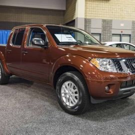 The Hot New Nissan Frontier