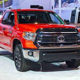 Toyota Tundra: Trim Comparison