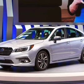 The New Subaru Legacy