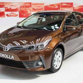 The Surprising Toyota Corolla