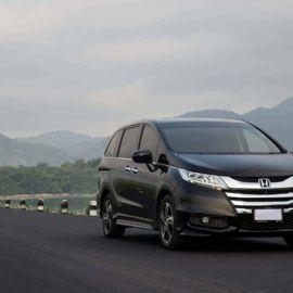 Top Minivan: Honda Odyssey