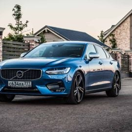 New Volvo Sedans