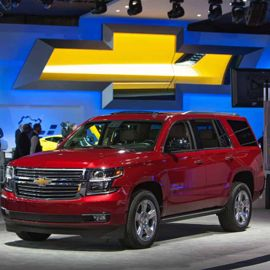 The Brand New 2018 Chevy Tahoe