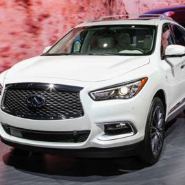 Infiniti QX60: Your Questions Answered