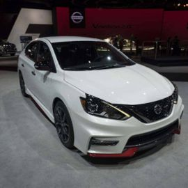 All About The Nissan Sentra
