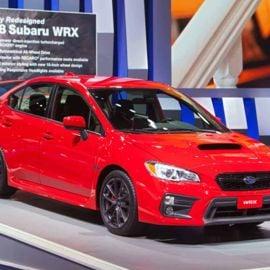 The 2018 Subaru WRX