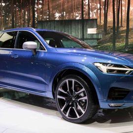 Luxury Crossover: Volvo XC90