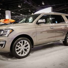 Top Rated Biggest SUVs of 2018