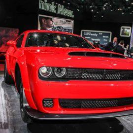The Impressive 2018 Dodge Challenger