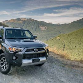The Rugged New Toyota 4Runner