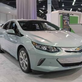 The Electric Chevy Volt