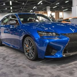 All-New Lexus GS