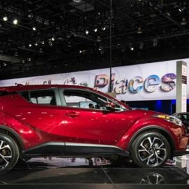 The All-New 2018 Toyota C-HR