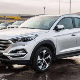 The 2018 Hyundai Tucson