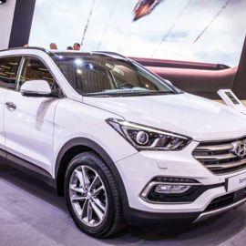 The 2018 Hyundai Santa Fe