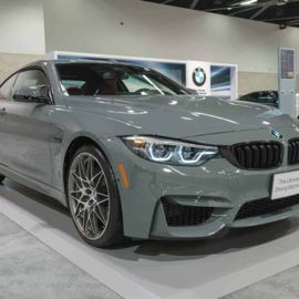 BMW M4: A Sports Car for All Seasons