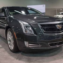 The 2018 Cadillac XTS