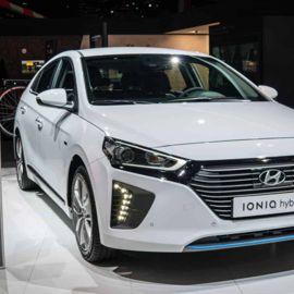 The 2018 Hyundai Ioniq