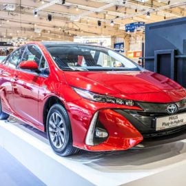 The Little Hybrid that Could: Toyota Prius 2018