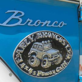Coming Soon: The New Ford Bronco