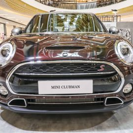 The 2018 Mini Clubman