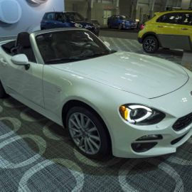 The 2018 Sporty Fiat Spider