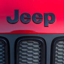 The Jeep Patriot SUV