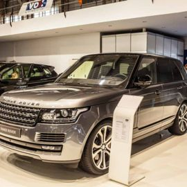 Land Rover, Range Rover: The Best of the Best