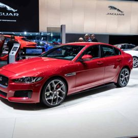 The Awesome New Jaguar XE