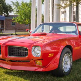 Iconic Cars from the 1970s