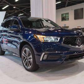 The 2018 Acura MDX