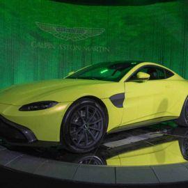 The 2018 Aston Martin Vantage