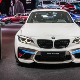 The 2018 BMW M2