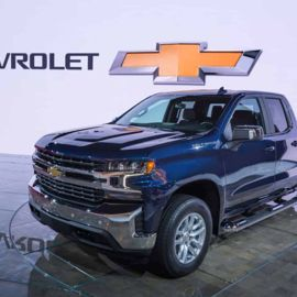 The All-New Chevy Silverado
