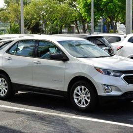 The Chevy Equinox: New & Upgraded