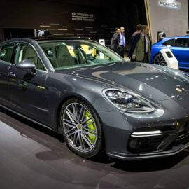Go on Vacation in the 2018 Porsche Panamera