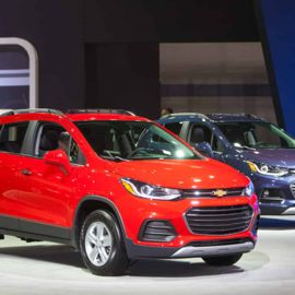 The 2018 Chevy Trax