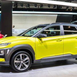 Hyundai Ramps up CUV Production